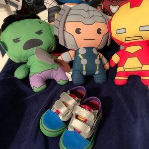 Avengers Vans